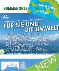 Fiemme Motion CARD Sommer 2018