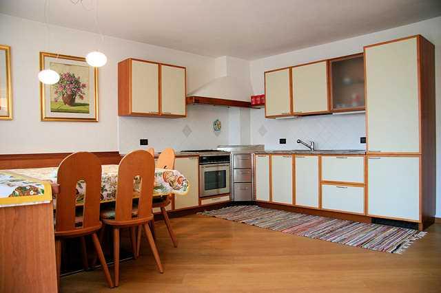 Appartamento a Cavalese - Garzia Mara - Passeggiata Lagorai 4 - Tel: 0462871040 - Val di Fiemme - Trentino