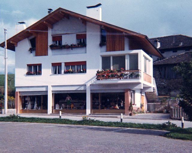 Appartamento a Castello Molina di Fiemme - Corradini Maria Antonietta - Via Dolomiti 2 - Tel: 0462340703 - Val di Fiemme - Trentino