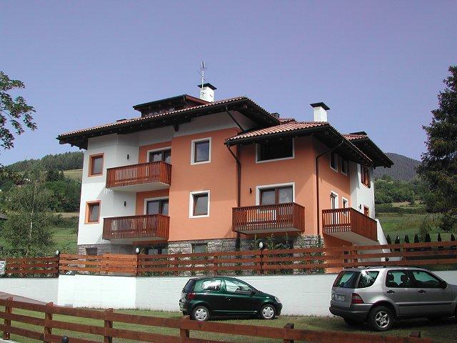 Appartamento a Carano - Carla Rancan Ceol - Via Giovanelli 8 - Tel: 0462340673 - Val di Fiemme - Trentino