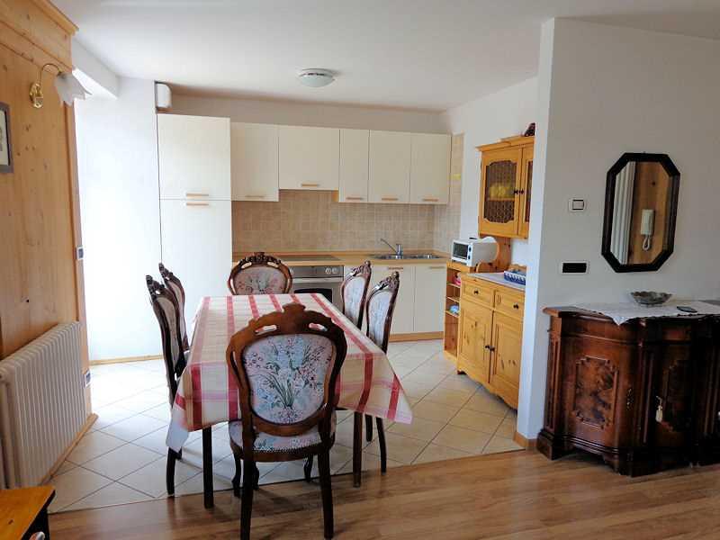 Appartamento a Cavalese - Signora Barbara - Vicolo Battistella - Tel: 3396305359 - Val di Fiemme - Trentino