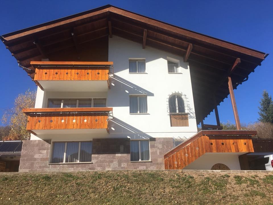 Appartamento a Castello Molina di Fiemme - Villa Panorama - Via Roma 41 - Tel: 0462340007 - Val di Fiemme - Trentino