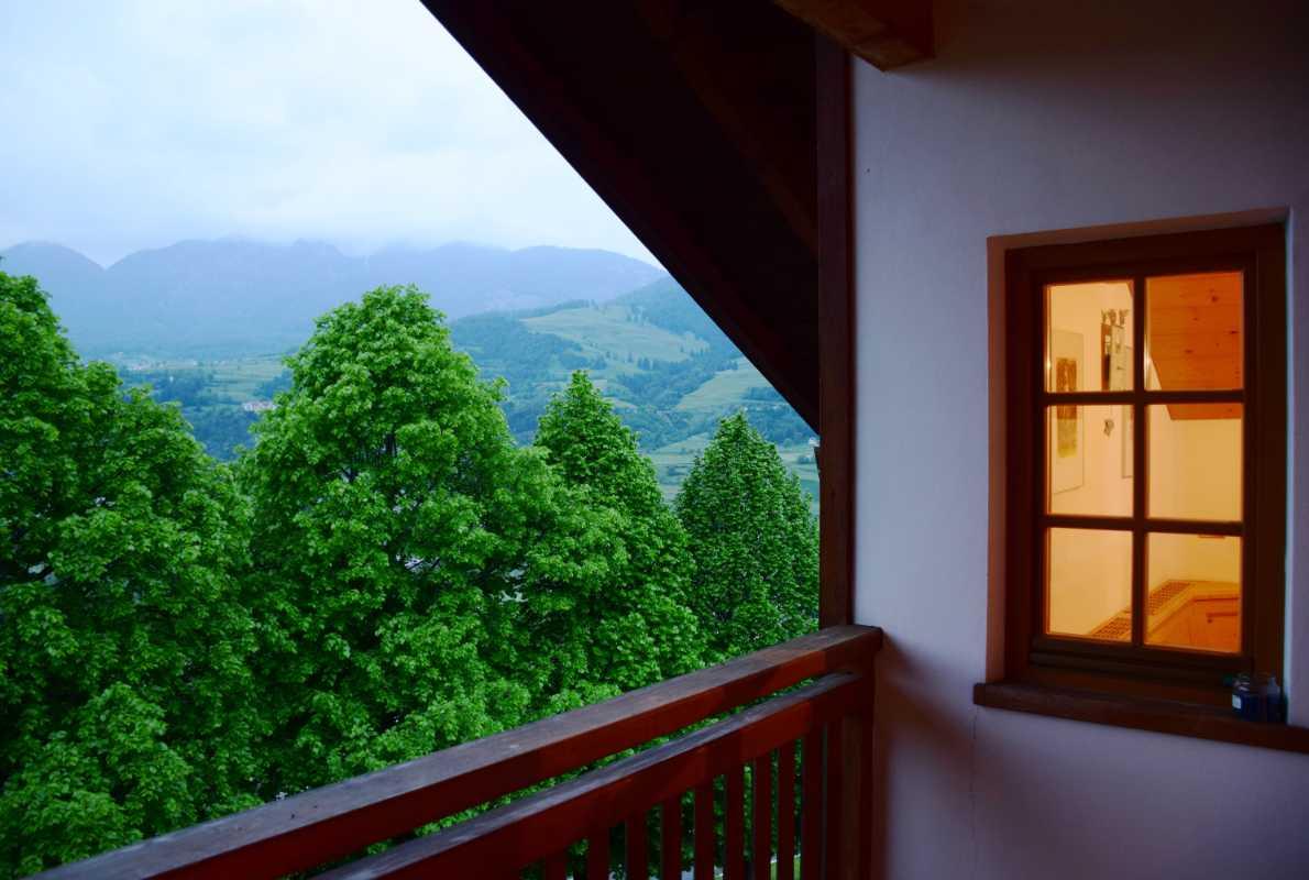 Appartamento a Cavalese - Signor Waldner - Loc. Costa delle Rodole 1 - Tel: 3480553060 - Val di Fiemme - Trentino