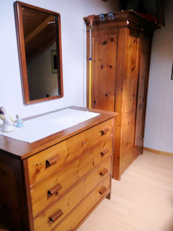 Appartamento a Carano - Signora Longo - Radoe 1 - Tel: 3807587008