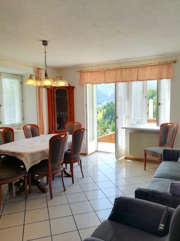 Appartamento Vacanze / Flat / Wohnung zu vermieten a Tesero - Signora Bolognani - Via Stava 49b - Tel: 3487602212