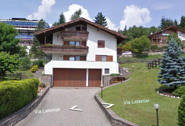 Appartamento a Castello Molina di Fiemme - Signor Tiziano - Via Latemar 3A - Tel: 0462230009 - Val di Fiemme - Trentino