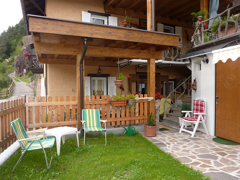 Appartamento a Castello Molina di Fiemme - Giovanazzi Daniela - Via Cembra 46 - Tel: 0462814332 - Val di Fiemme - Trentino