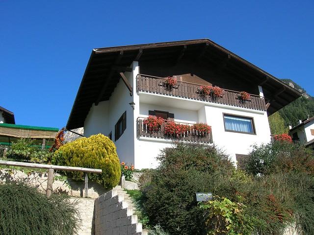 Appartamento a Tesero - Fam. Carretta - Arestiezza 25 - Tel: 0462813158 - Val di Fiemme - Trentino