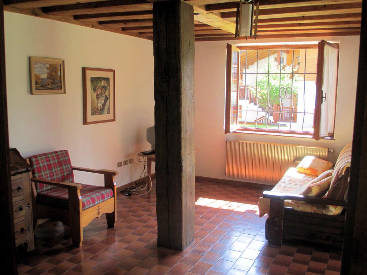 Appartamento a Cavalese - Signor Martinelli - Via Tassa 3 - Tel: 3385930005 - Val di Fiemme - Trentino