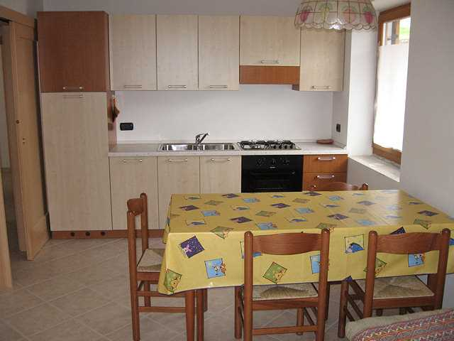 Appartamento a Cavalese - Signora Tania - Via Cesure 14/C - Tel: 3477280954 - Val di Fiemme - Trentino