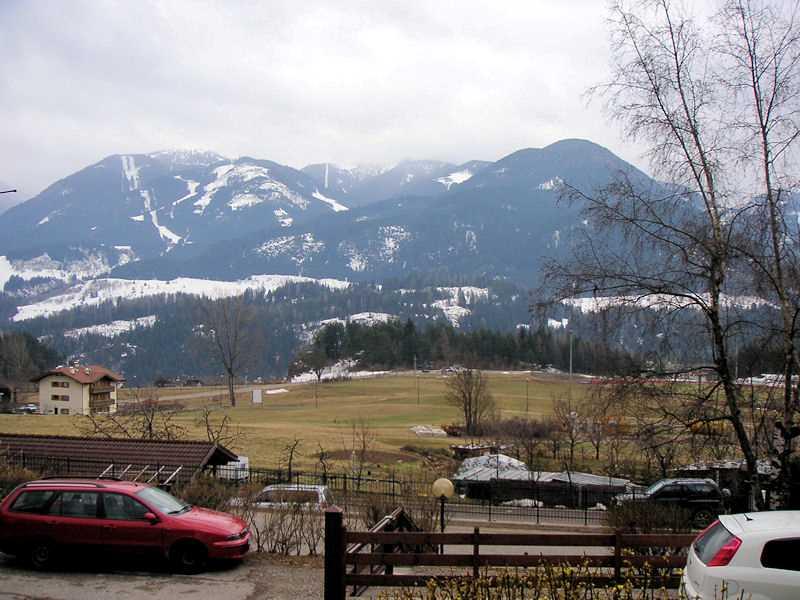 Appartamento a Cavalese - Signora Demattio Daria - Zona Ospedale - Tel: 0462342718 - Val di Fiemme - Trentino