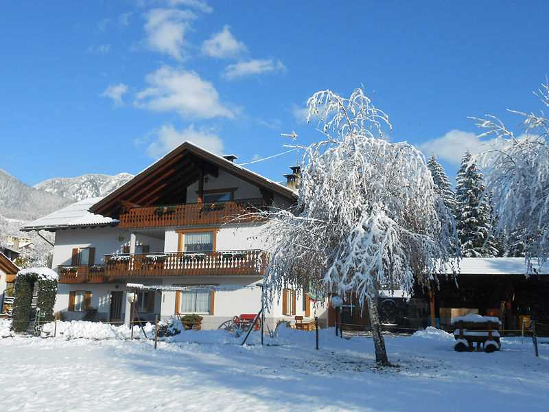 Appartamento a Cavalese - Signora Vanzo - Via Cesure 11 - Tel: 0462342561 - Val di Fiemme - Trentino