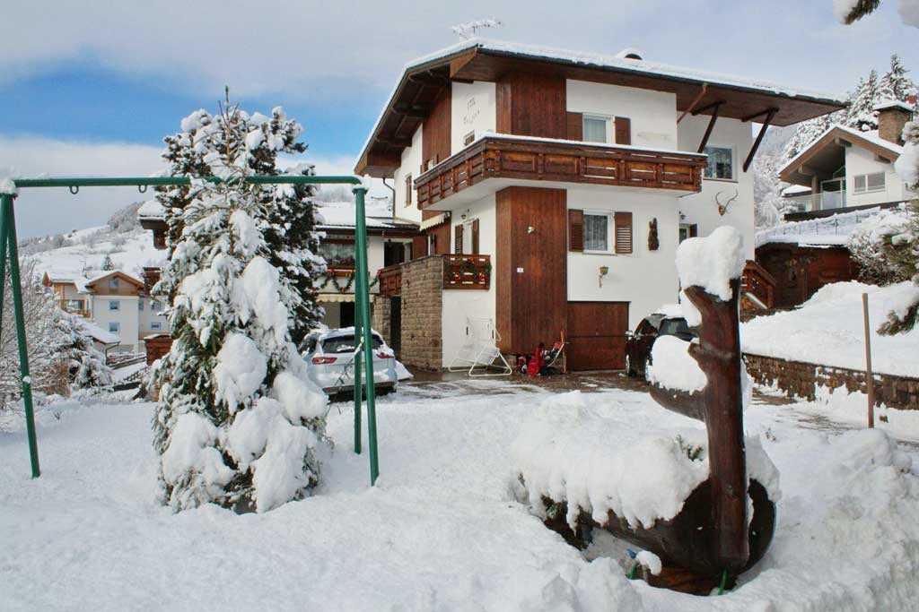 Appartamento a Cavalese - Sieff Cristina - Via Daiano 5 - Tel: 0462341188 - Val di Fiemme - Trentino