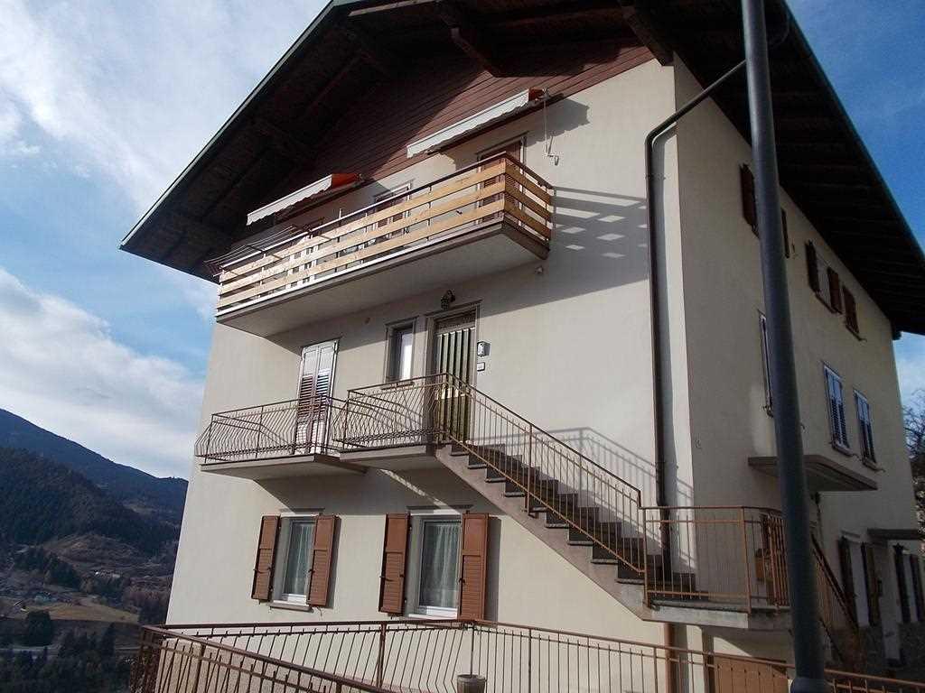 Appartamento / Flat / Wohnung zu vermieten a Tesero - Signora Delladio - Via Sorasass 6 - Tel: 3498787580