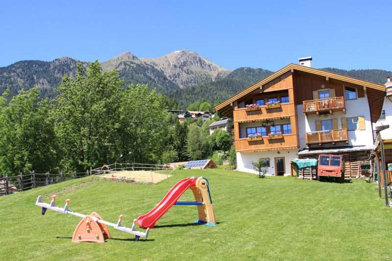 Appartamento a Varena - Signora Evelyn - Val del Rù - Tel: 0462814737 - Val di Fiemme - Trentino