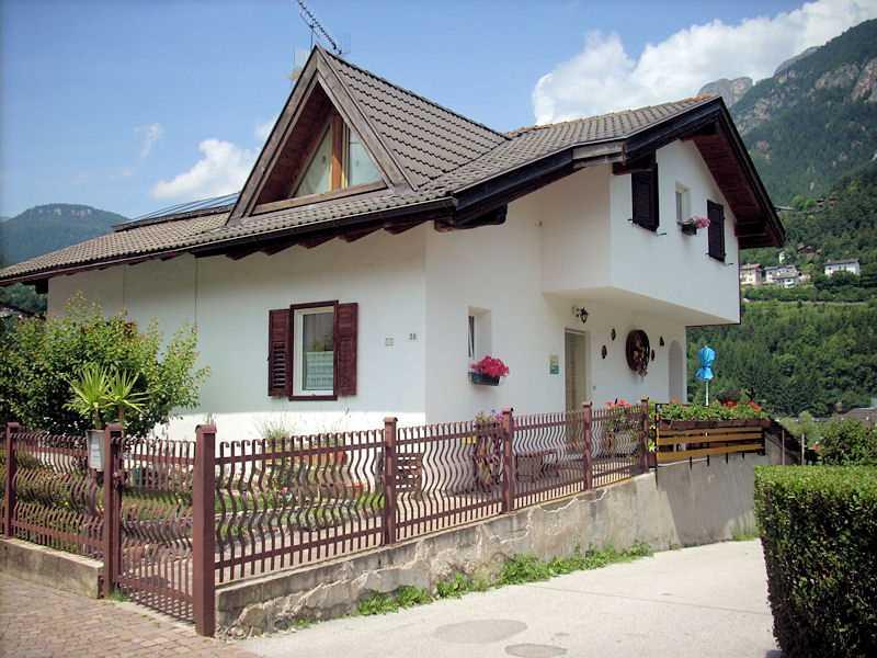 Appartamento a Tesero - Fam. Longo - Via Lago 20 - Tel: 3479556484 - Val di Fiemme - Trentino